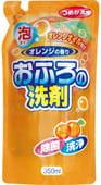 """ROCKET SOAP Пенящееся чистящее средство для ванны """"Апельсин"""", 350 мл."""