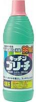 Mitsuei Универсальное моющее и отбеливающее средство для кухни (для обработки посуды, текстиля, поверхностей), 600 мл.