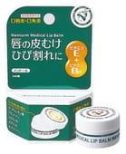 """OMI BROTHER """"Menturm"""" Регенерирующий бальзам для губ с витаминами E и В6 и ароматом ментола, 8,5 гр."""