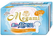 Daio paper Japan 2Elis Megami 17 Skin Care Ultra Slim Light