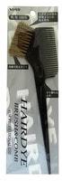 """VESS """"Hairdye Brush and Comb"""" Гребень c щеткой для профессионального окрашивания волос (большой)."""