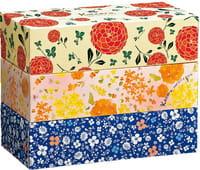 """Kami Shodji """"Kazaru - art & style"""" Бумажные двухслойные салфетки, спайка: 3 пачки по 160 шт."""