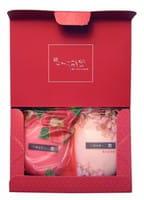 "MASTER SOAP ""Saika Dayori soap set"" Набор туалетного мыла ""Цветы и травы"", 2 шт. х 70 г."