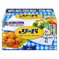 """LION """"Reed"""" Бумага для абсорбирования масла с поверхности жареной пищи, 36 шт."""