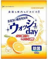 """Nihon """"Wash Day"""" Средство для мытья посуды в посудомоечных машинах, 600 г."""