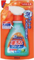 "Nihon ""Foam spray oil cleaner"" Очищающая спрей-пена для удаления масляных загрязнений, 350 мл."