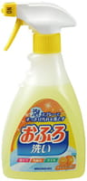 """Nihon """"Foam spray Bathing Wash"""" Чистящая спрей-пена для ванны, 400 мл."""