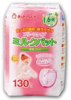 Chu Chu Baby Прокладки (вкладыши) для груди кормящих матерей, 130 шт.