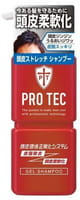 LION «Pro Tec» Мужской освежающий шампунь-гель от перхоти, с лёгким охлаждающим эффектом, 300 гр.