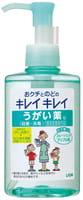 """Lion """"Kirei Kirei"""" Дезинфицирующее средство для полости рта, с ментолово-яблочным вкусом - профилактика гриппа и ОРВИ, 200 мл."""