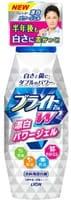 """LION """"Bright W"""" Дезинфицирующий жидкий пятновыводитель для цветного белья """"Яркость Plus"""", 600 мл."""