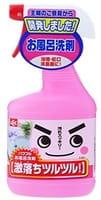 LEC Моющее пенящееся средство для ванны с дезинфицирующим эффектом, спрей, 520 мл.