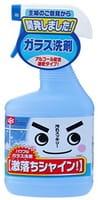 LEC Моющее средство для стекол, на основе щелочной воды, с дезинфицирующим эффектом, спрей, 520 мл.