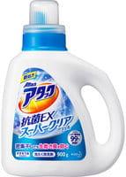 """KAO """"ЕХ Super Clear"""" Высокоэффективный гель для стирки белья с антибактериальным эффектом, с ароматом зелени, 900 г."""
