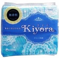 """Unicharm """"Sofy Kiyora"""" Ежедневные гигиенические прокладки, без аромата, 72 шт."""