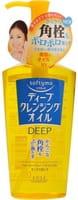 """Kose Cosmeport """"Softymo"""" Гидрофильное масло для глубокого очищения лица и снятия макияжа, без парабенов и отдушек, 230 мл."""