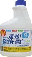 ROCKET SOAP Спрей-пенка для кухни с дезодорирующим, отбеливающим и дезинфицирующим эффектом, запасной блок, 400 мл.