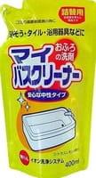 ROCKET SOAP Моющее средство для ванной, с ароматом цитрусовых, запасной блок, 400 мл.