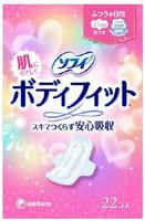 """Unicharm """"Sofy Normal"""" Гигиенические прокладки """"Защита и комфорт"""", 21 см, с крылышками, 22 шт."""