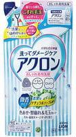 """LION """"Acron"""" Средство для стирки деликатных тканей, аромат свежести и чистоты, сменная упаковка, 400 мл."""