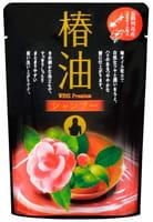 """Nihon """"Wins premium camellia oil shampoo"""" Премиум шампунь с эфирным маслом камелии, 400 мл."""