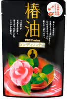 """Nihon """"Wins premium camellia oil conditioner"""" Премиум кондиционер с эфирным маслом камелии, 400 мл."""