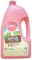 """Mukunghwa """"Сочный грейпфрут"""" Премиальное антибактериальное средство для мытья посуды, овощей и фруктоа в холодной воде, 3,04 л."""