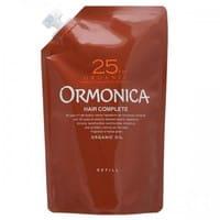 """Ormonica """"Organic Scalp Care Complete"""" Органический бальзам для ухода за волосами и кожей головы, сменная упаковка, 400 мл."""