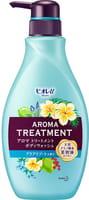 KAO «Biore U Aroma Time» Увлажняющий и смягчающий гель для душа, с ароматом цветов и фруктов, 480 мл.