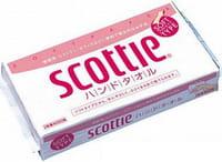 """Crecia """"Scottie"""" Полотенца бумажные для рук, двухслойные, 60 шт."""