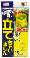 LEC Сетка-мешок для мойки под пищевые отходы, объём 600 мл, 15 шт.
