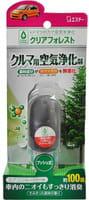 ST Освежитель воздуха для автомобильного кондиционера с натуральным маслом пихты, 7 мл.