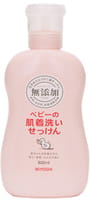 MIYOSHI Средство для стирки на основе натуральных компонентов, 800 мл.