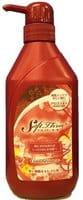 Mitsuei «Soft Three» Увлажняющий мягкий кондиционер с растительными экстрактами и маслами, 550 мл.