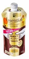 """KAO """"Essential"""" Восстанавливающий и увлажняющий кондиционер для повреждённых волос, с цветочным ароматом, запасной блок, 340 мл."""