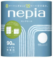 NEPIA �Deluxe Long Roll� ��������� ������ �����������, 8 ��. x 90 �.