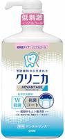 LION «Clinica Dental» Антибактериальный ополаскиватель для полости рта длительного действия, с ароматом цитрусовых, 900 мл.
