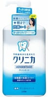 """Lion """"Clinica Dental Advantage"""" Антибактериальный ополаскиватель для полости рта, цитрусовый аромат, 900 мл."""