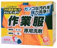 DAIICHI «Laundry Club» Порошок для стирки сильнозагрязнённого белья и рабочей одежды, 1 кг.