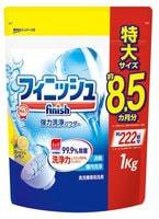 EARTH BIOCHEMICAL «Power & Pure» Порошок для посудомоечных машин «Сила чистоты», с ароматом лимона, 900 г.
