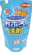 ROCKET SOAP Пенящееся моющее средство для ванны, с цитрусовым ароматом, 350 мл.