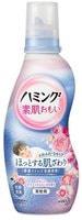 """KAO """"Hamming"""" Кондиционер для белья со смягчающим эффектом, с ароматом роз, 600 мл."""