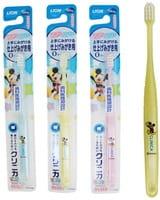 LION «Clinica Kid`s» Детская зубная щётка, средней жёсткости, от 0 до 3 лет.
