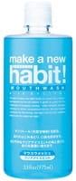 """Nissan """"Make a new Habit"""" Средство для полоскания рта со вкусом мяты, 975 мл."""