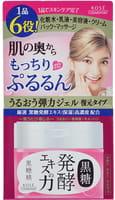 """Kose Cosmeport """"Kokutousei"""" Увлажняющий гель, повышающий эластичность кожи, на основе экстракта сахарного тростника, 90 мл."""