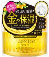 UTENA «Lumice» Увлажняющий гель-крем для лица с аргановым маслом и маточным молочком, с ароматом травяных масел, 80 г.