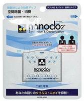 """Protex """"Nanoclo2"""" Блокатор для индивидуальной защиты, карта с чехлом + шнурок, 1 шт. - защита на 1 месяц."""
