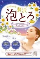 """COW """"Babble & Aroma Bath"""" Соль для принятия ванны с расслабляющим ароматом ромашки, 30 гр."""