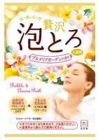 """COW """"Babble & Aroma Bath"""" Соль для принятия ванны с ароматом тропических цветов, 30 гр."""