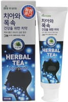 """Mukunghwa """"Herbal tea"""" Зубная паста с экстрактом травяного чая, 110 гр."""